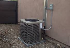 york ac units. this central air conditioner installation in newport beach, ca is a 5 ton, 16 seer and condenser unit made by york. at bradley mechanical york ac units