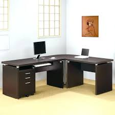 computer furniture design. Awesome Computer Desk Furniture L Shaped  Desks Fascinating Modern Office Black Home Design