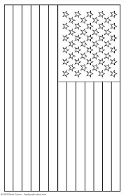 Small Picture Easy american flag color sheet united states flag printables for