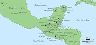 expedition magazine who were the maya? Mayan Cities Map Mayan Cities Map #30 mayan city map