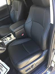 row katzkin leather seat covers black