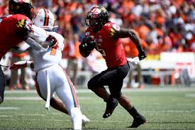 No 21 Maryland Footballs Fast Start Fueled By Confident