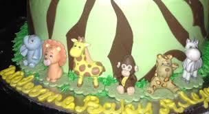 Cake Decorating Animal Figures Diy Animal Cake Topper Crafthubs