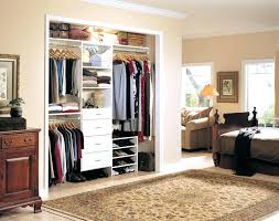 no closet doors ideas bedroom without closet options and alternatives intended