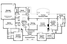 Classic House Plans  Laurelwood 30722  Associated DesignsClassic Floor Plans