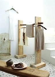 How To Build Coat Rack Diy Coat Rack Stand Coat Stand Yourself Building Recycling Hangers 79