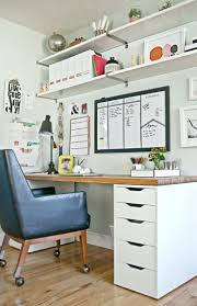 wall shelves for office. Wall Mounted Wooden Office Shelves 9 Steps To A More Organized Space For