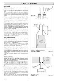 Back Boiler Design 3 Flue And Ventilation Back Boiler Unit Glow Worm 56 2