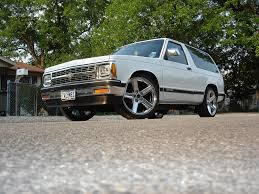 zero_71 1991 Chevrolet S10 Blazer Specs, Photos, Modification Info ...