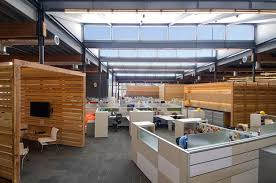 collaborative office space. hot open office space to engender community and rich collaboration collaborative l
