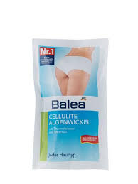 Algen wickel gegen cellulite