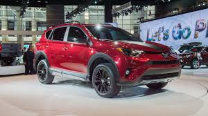 2018 Toyota RAV4 Adventure can be yours for $27,700 - Roadshow