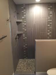 full size of custom tiled shower in porcelain tile installed at bathroom modern furnuture ottawa cabinets