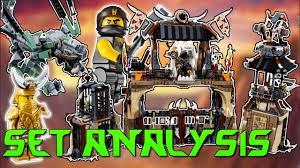 LEGO Ninjago Season 9 70655 Dragon Pit Set Analysis (HD) - YouTube