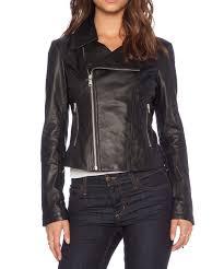 buzy women biker leather jackets2