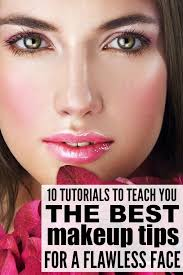 the best makeup tips for a flawless face how to apply