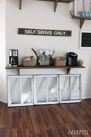 coffee station furniture. perfect station howtomakeacoffeestation2 intended coffee station furniture