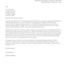 What To Say In A Cover Letter For A Resume A Cover Letter For A How