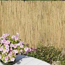 garden screen. Reed Garden Screen C