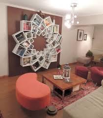 Unique Bookshelves Decor L09Xa 9447Unique Bookshelves