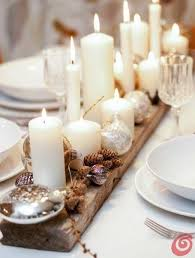 Christmas Decorations Ideas: Dinner Table Decorations : Beautiful Dining  Table Decorations Ideas With Contemporary Light