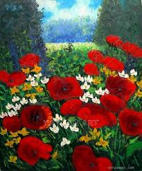 image detail for flower oil painting top quality oil painting decoration oil painting