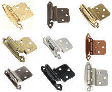 Semi Concealed Cabinet Hinges Awesome Design