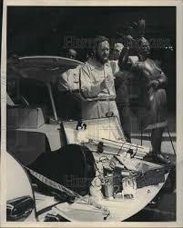 1967 PRESS PHOTO Publicist Jim Moran With Myra Breckinridge Statue 1960s -  £15.88 | PicClick UK