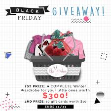 Black Friday Giveaway! ❤ | Giveaways, Contests and Sweepstakes ...