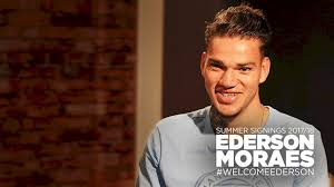 Image result for EDERSON TO JOIN MANCHESTER CITY