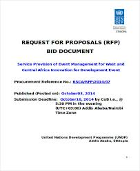 52+ Event Proposal Samples | Sample Templates