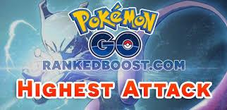 Pokemon Go Gym Tier List Highest Attack Pokemon Dps Rankings