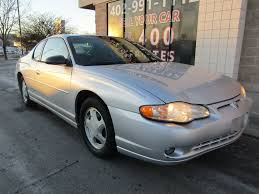 2000 Used Chevrolet Monte Carlo 2dr Coupe SS at The Internet Car ...