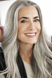 Coupe De Cheveux Femme 50 Ans Les Cheveux Blancs La Mode