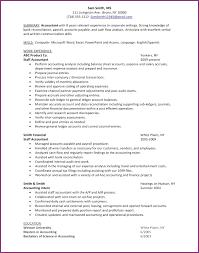 Junior Accountant Cv Sample Pdf Accounting Apprenticeships Examples