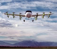 PlaceTech | Permulaan kereta terbang bermula penerbangan ujian awam