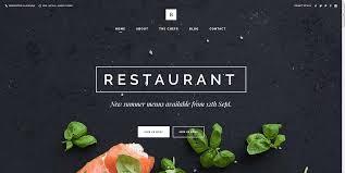 Restaurant Website Design Restaurant Website Design 1 Snowcap Solutions