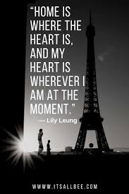 60 Romantic Travel Quotes For Couples Itsallbee