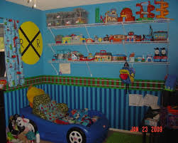 thomas the train bedroom decor ideas for children room