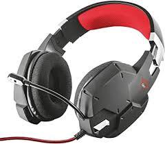 Trust GXT 322 Dynamic Headset: Home Audio ... - Amazon.com