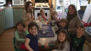 preschool crafts for a cause the learning garden school raises money for charity
