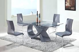 oval glass dining table fabulous glass dining table design and grey dining chairs with grey rug large oval glass top dining table