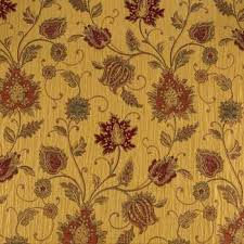 Small Picture Gold Jacquard with Chenille Home Decor Fabric Hobby Lobby 787754