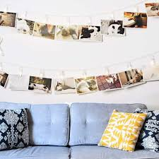 Photo Clip String Lights Walmart 20 Led Photo Clip String Fairy Lights For Hanging Pictures