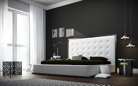 double bed contemporary upholstered leather ludlow queen