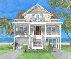 low country house plans coastal house
