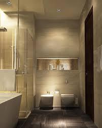 bathrooms lighting. mimar interiors bathroom design with focal lighting and warm tones bathrooms