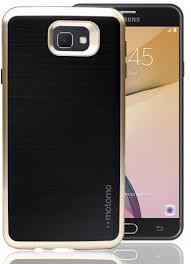 samsung j7 case. motomo back case cover for samsung galaxy j7 prime hybrid armor in gold