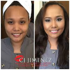 cj jimenez image artistry and styling metro manila bridal hair make up salons artists kasal