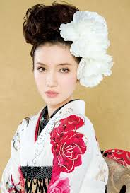 振袖 髪型 画像 結婚式 Utsukushi Kami